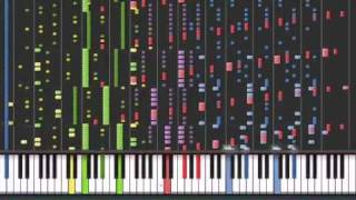 Repeat youtube video Night of Nights (Synthesia) ナイト・オブ・ナイツ