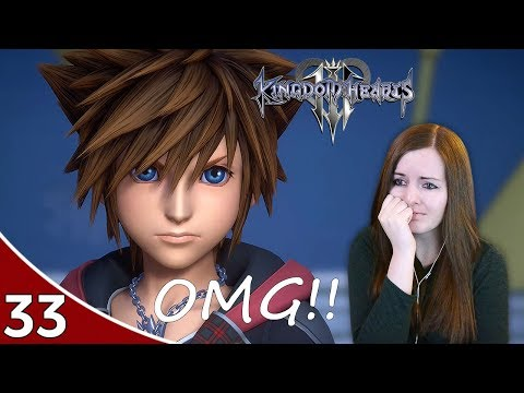Don't End This Way!! | Kingdom Hearts 3 Ending Gameplay Walkthrough Part 33