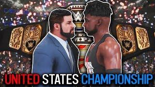 US CHAMPIONSHIP MATCH... ALREADY?! | WWE 2K19 My Career Mode Ep #5