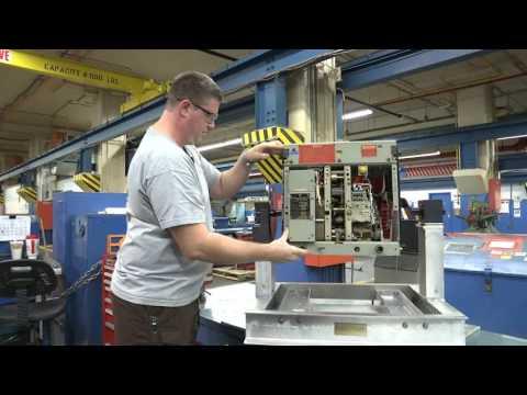 Norfolk Naval Shipyard - Eye on Innovation - The Fahy Frame
