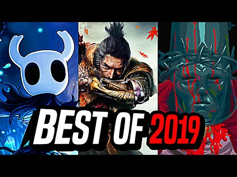 MythyMoo's Top 10 Best Games Of 2019