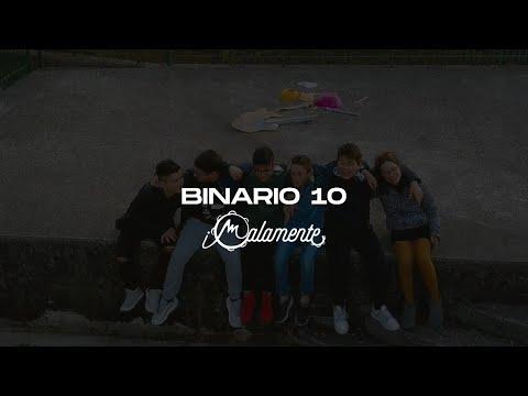 I Malamente - Binario 10 (Official Video)