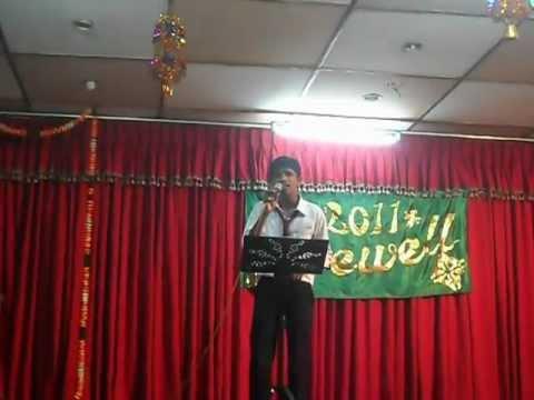 uyirin uyire song(singer : jathushan)