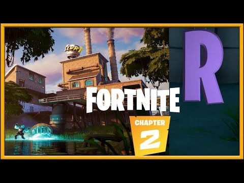 FIND THE R LETTER ON THE LOADING SCREEN! FORTNITE CHAPTER 2 SEASON 1
