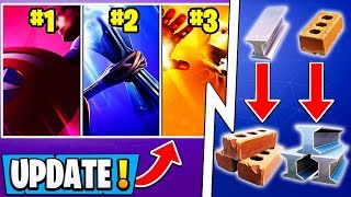 *NEW* Fortnite 8.50 Update! | Endgame Skins & LTM, Revert, Epic Employees!