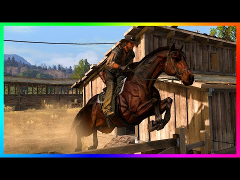 RED DEAD REDEMPTION XBOX ONE GAMEPLAY! - Red Dead Redemption Backwards Compatibility! (RDR HD)