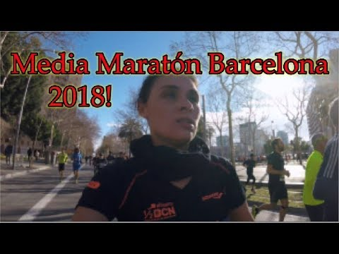 Media Maratón de Barcelona 2018 (Mitja Marató)