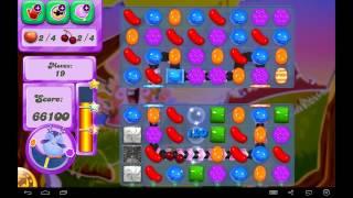 Candy Crush Saga Facebook DREAMWORLD Level 660 NO BOOSTERS ! ! !