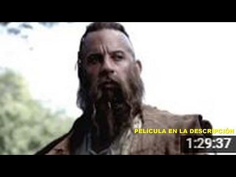 El último cazador de brujas Película completa en Español