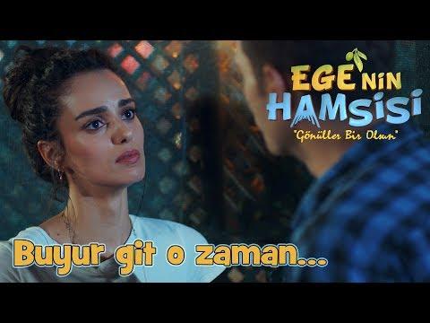 Zeynep'in Deniz'den isteği - Ege'nin Hamsisi 8.Bölüm