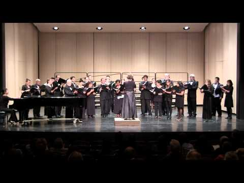 UCR Chamber Singers - Music of War and Peace - 21 May 2011