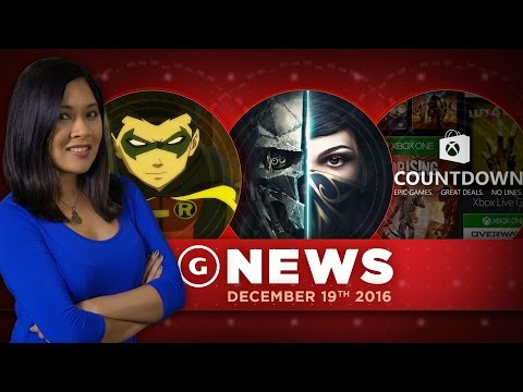 New Batman Game Reported & Dishonored 2 Free Update Details - GS Daily News