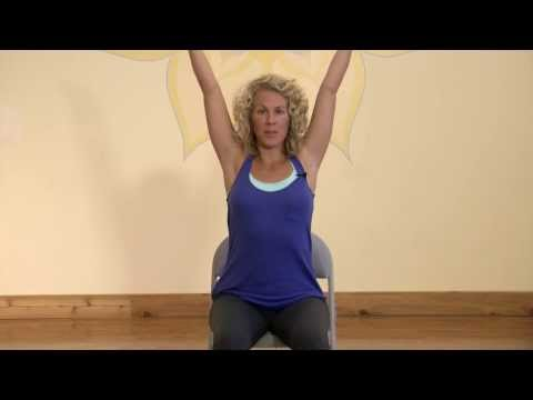 Chair Yoga for Everyone, with Amber Acheson, Asheville Community Yoga
