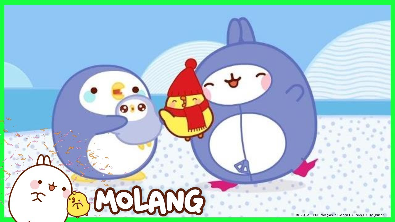 Molang The Penguin Cartoon For Kids Youtube
