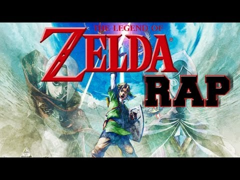 THE LEGEND OF ZELDA RAP | Zarcort (Con Melwish)