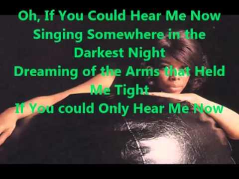 Millie Jackson Loving Arms lyrics
