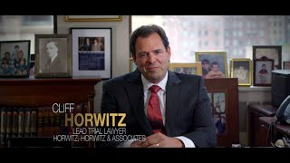 Largest Verdict for a Hand Injury - Carpenter, Gary Markovich - Horwitz, Horwitz & Associates