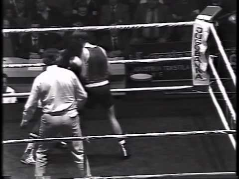 Yugoslavia VS USA - Boxing National teams