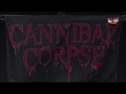 Cannibal Corpse - Live At Knotfest 2017 (FULL SET)