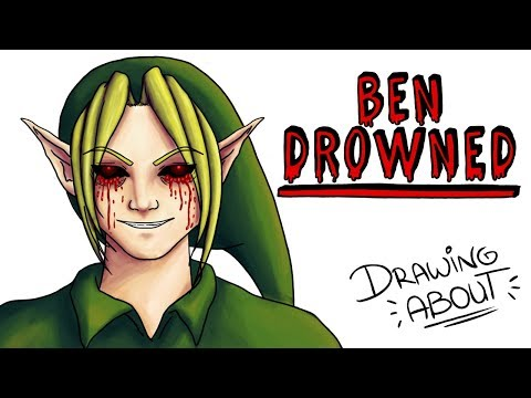 BEN DROWNED | Draw My Life
