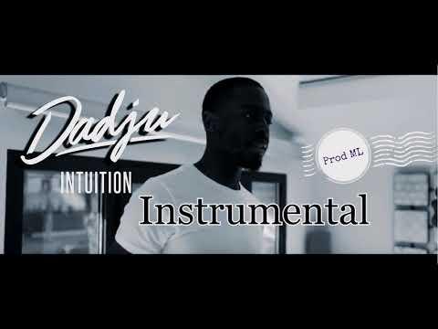 Dadju intuition Instrumental  |OFFICIEL (Prod by MAX LEVEL)