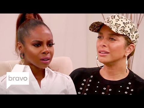 Robyn Tells Candiace That Monique Samuels Has No Remorse For Her Actions | RHOP Highlights (S5 Ep11)