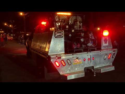 Connellsville City Halloween Parade 2018
