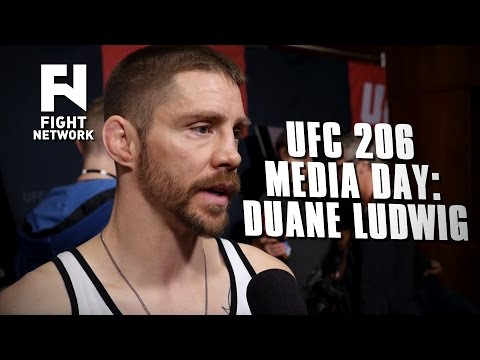 UFC 206: Duane Ludwig Talks Bang Systems,