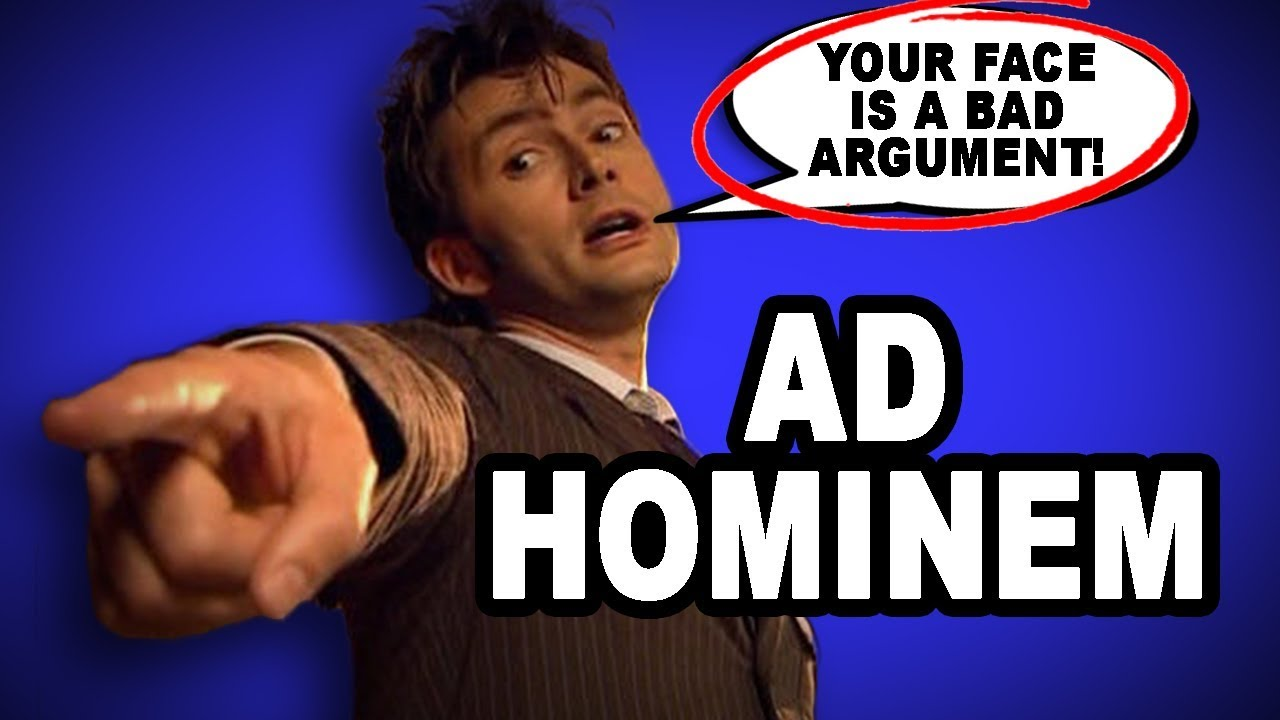 learn english words ad hominem meaning vocabulary with