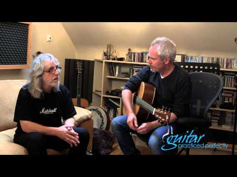 Nik Kershaw Part 2 - Interview by Gordon Giltrap for Guitar Practiced Perfectly