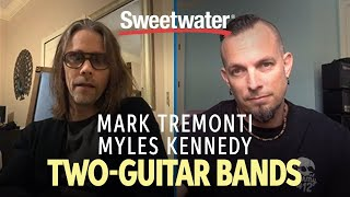 Mark Tremonti and Myles Kennedy: Making the Most of 2 Guitarists