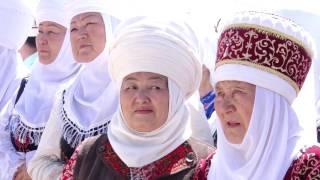 Президент КР принял участие в открытии Центра кочевой цивилизации