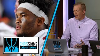 NFL Draft 2019: First Round Mock Draft (Picks 1-8) | Chris Simms Unbuttoned | NBC Sports