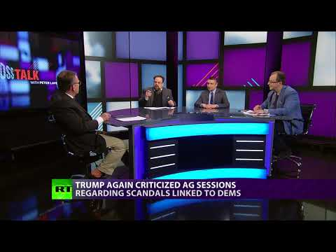 CrossTalk Bullhorns: Rigged System (Extended Version)