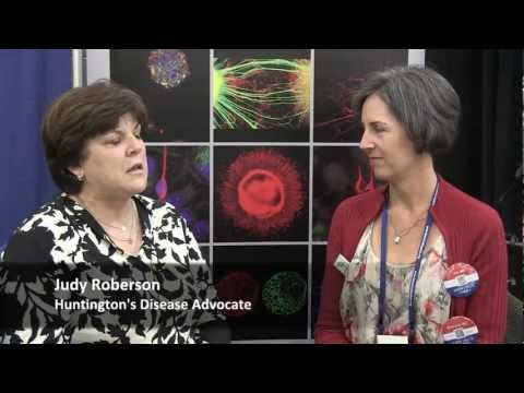 Judy Roberson: Patient advocates drive stem cell scientists