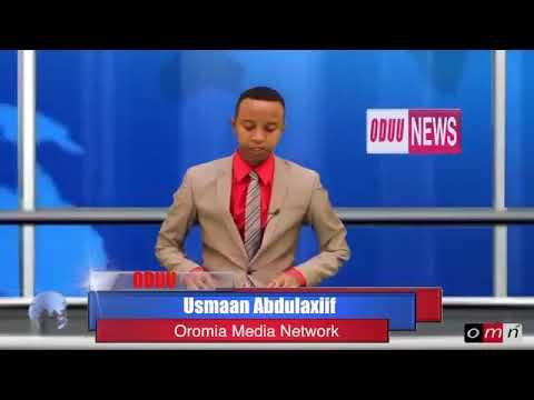 Oromia Media Network News in Afaan Oromo OMN London Oduu
