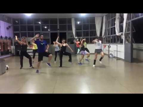 Tip Toe - Jason Derulo feat French Montana - Choreography - Coreografia