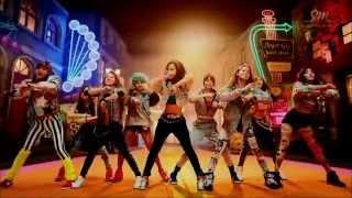 Official mv] snsd 소녀시대 - green light @ 5th album lion heart ...