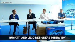 LEGO Technic 42083 Bugatti Chiron: Bugatti & LEGO Designers Interview