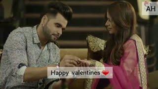 #whatsappstatus #romantic Best valentine romantic whatsapp status | aj din Valentine da 🌹 💌