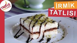 Sütlü İrmik Tatlısı Tarifi - Sütlü Tatlılar - Nefis Yemek Tarifleri