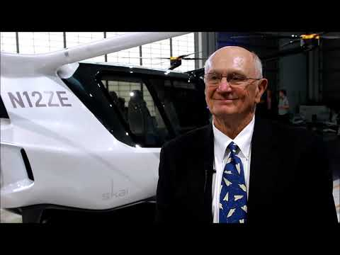 Interview With Steve Hanvey, CEO Of Alaka'i, Developers Of A Hydrogen Powered Air Vehicle