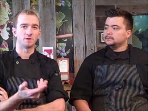 ducing Executive Chef Nicolas Daniels & Sous Chef David Deboe