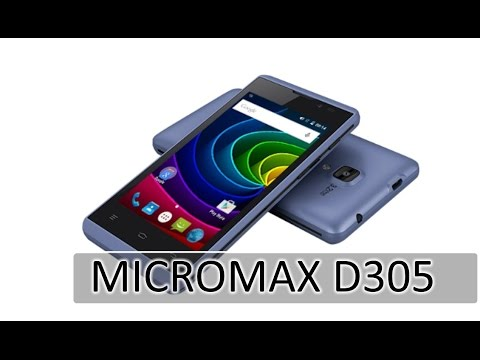 New!!! Удаление Google аккаунт на Micromax D305. Bypass Google account on Micromax D305