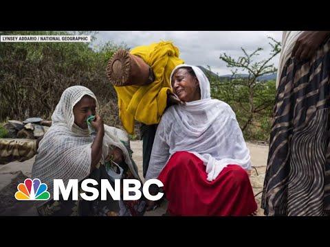 Nicholas Kristof: After Ethiopia's Ceasefire, Future Of The Tigray Region Uncertain