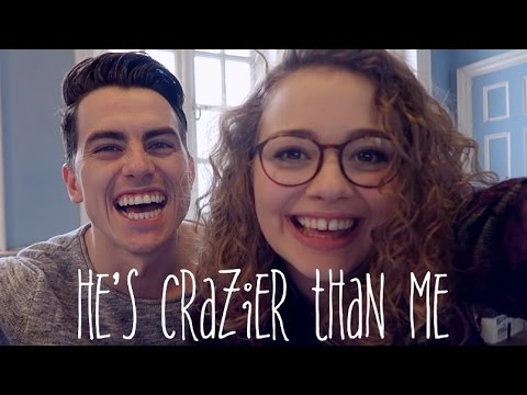 He's Crazier Than Me ♥ Watch Me, Wednesday!