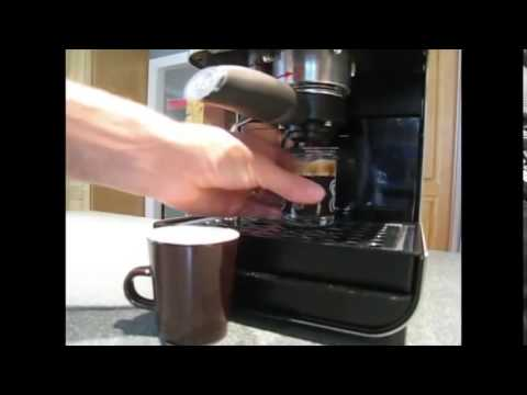 canterbury singolo single serve espresso machine reviews