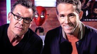 DEADPOOL 2 : Ryan Reynolds et Josh Brolin répondent à vos questions !