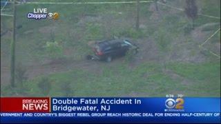 Double Fatal Crash In NJ