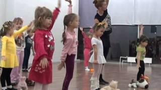 видео Актерское мастерство для детей 3-6 лет